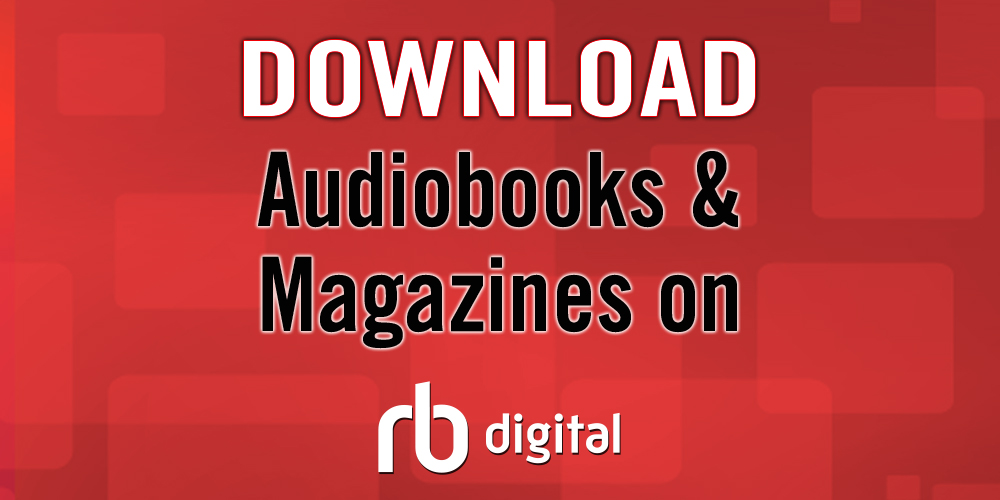 RBdigital Audiobooks and Magazines