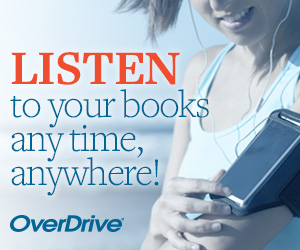 OverDrive Audiobooks promo