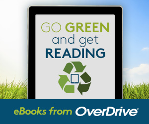 Overdrive eBooks promo