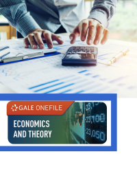 GOF logo with business charts and graphs