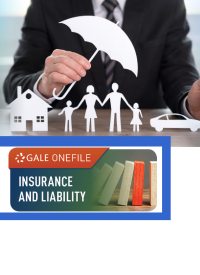 GOF logo with man holding umbrella over home, family and car