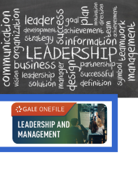 GOF logo with Leadership and words about leadership