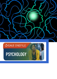 GOF logo with mind graphics with green circle in one mind