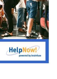 HelpNow! Powered by Brainfuse