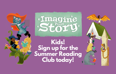 Summer Reading Club 2020 Challenge
