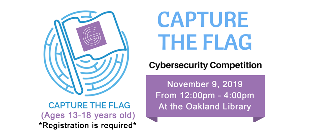 Capture The Flag - Cyber Security Event