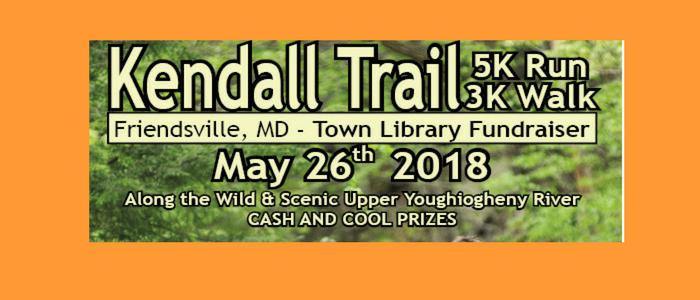 Kendall Trail Run/Walk