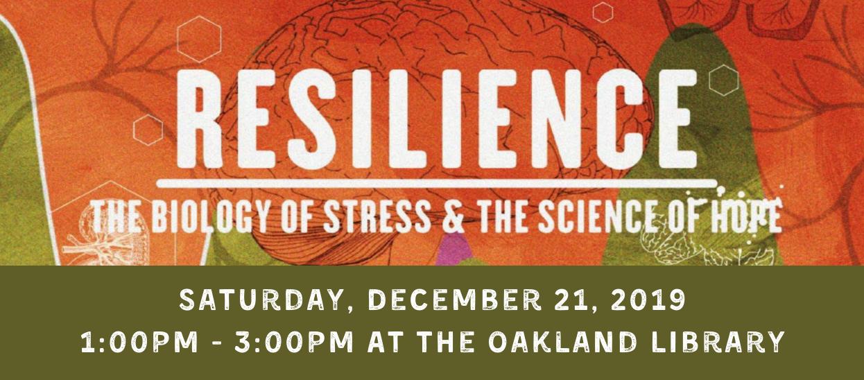 resilience documentary film  mental health