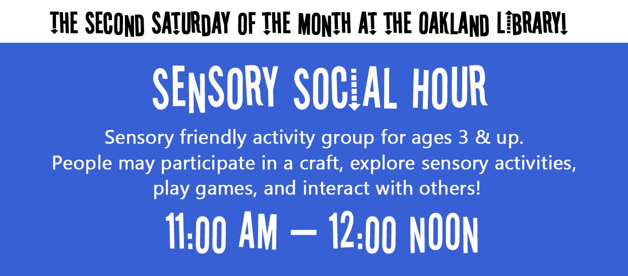 sensory social hour