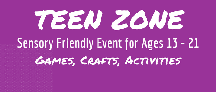 Teen Zone slide