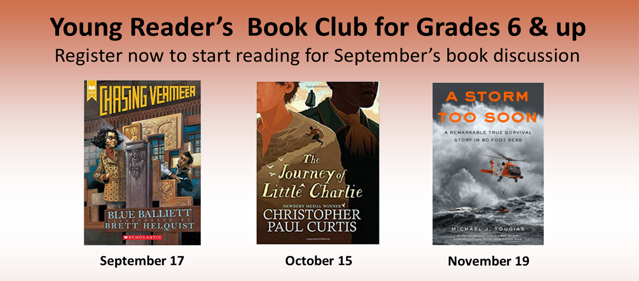 young readers book club