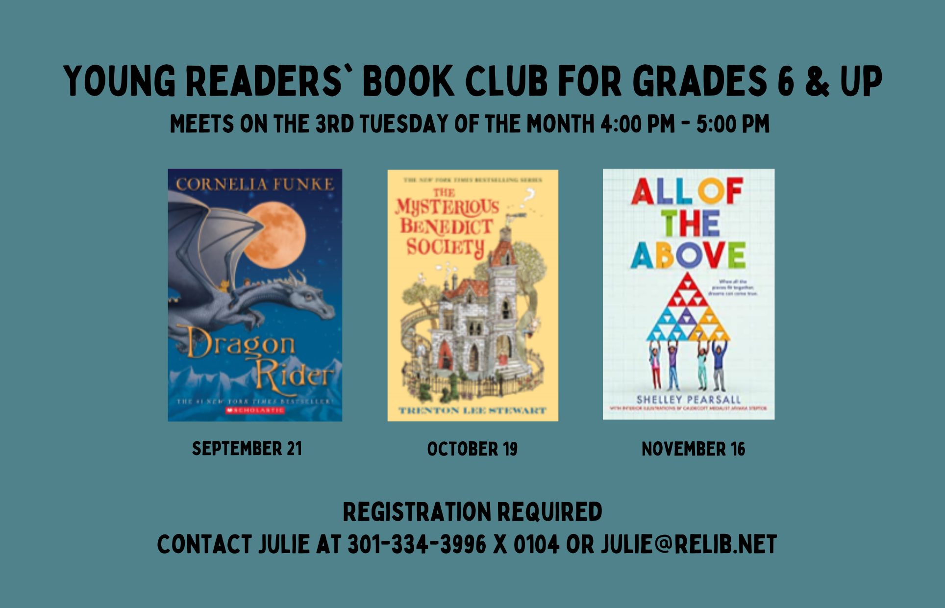 Young Readers' Book Club
