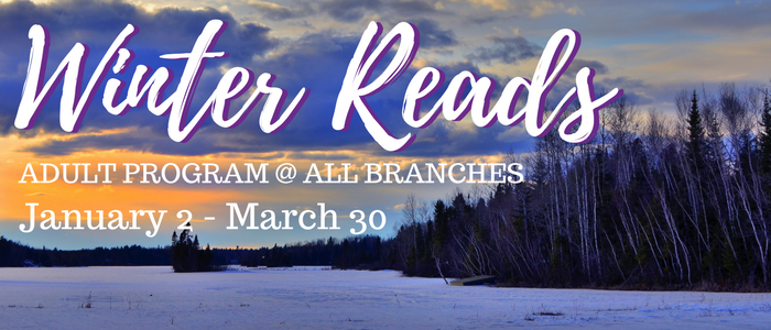 Join us for Winter Reads! | Ruth Enlow Library of Garrett County