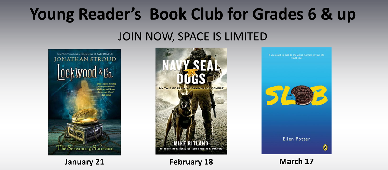 Young Reader's Book Club