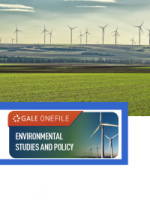 GOF logo with wind turbines in distance