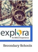 Explora Secondary Schools