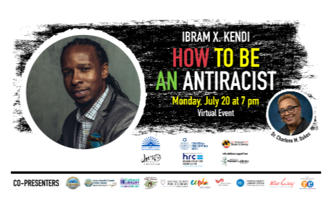 "Ibram X. Kendi on ""How to Be an Antiracist"" (Virtual Event)"