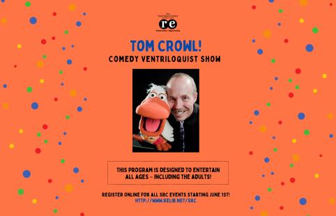 Tom Crowl! Comedy Ventriloquist Show (Grantsville)