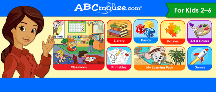 Colorful pictures of games and children's activities