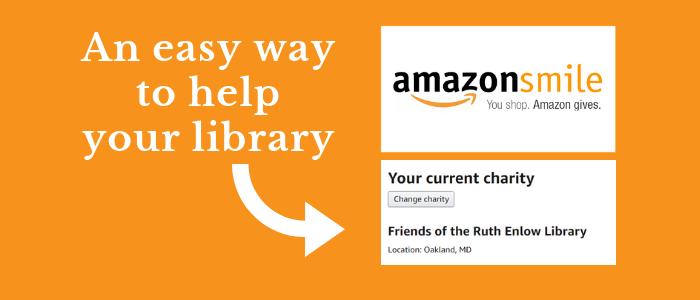 AmazonSmile donation banner