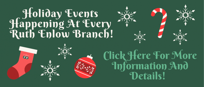 holiday events ruth enlow