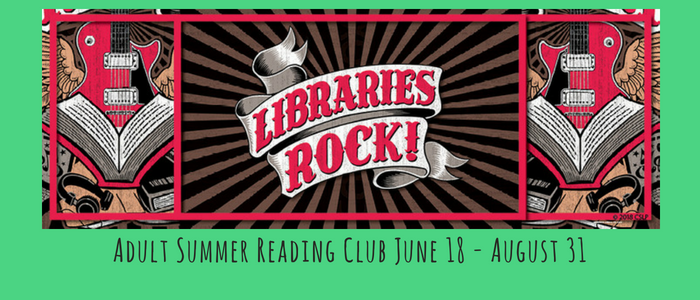 Adult Summer Reading Club - system-wide