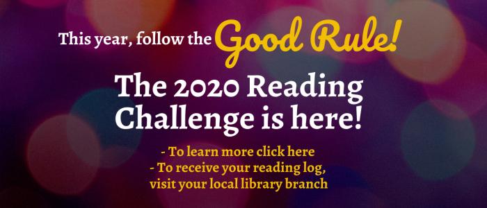 Good Rule Reading Challenge