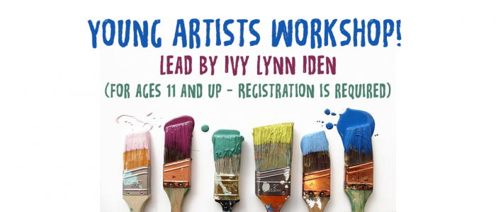 young artists workshop ivy iden