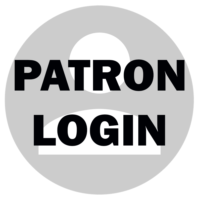 Patron Login/My Account